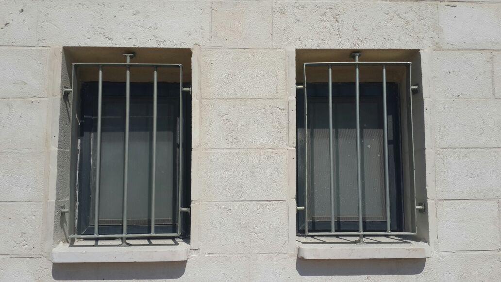 סורגים לחלון 2