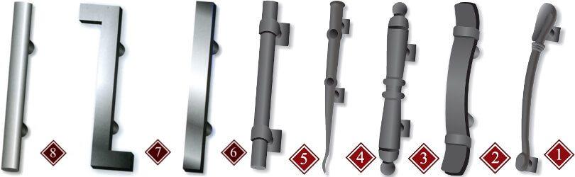 aluminum-handles