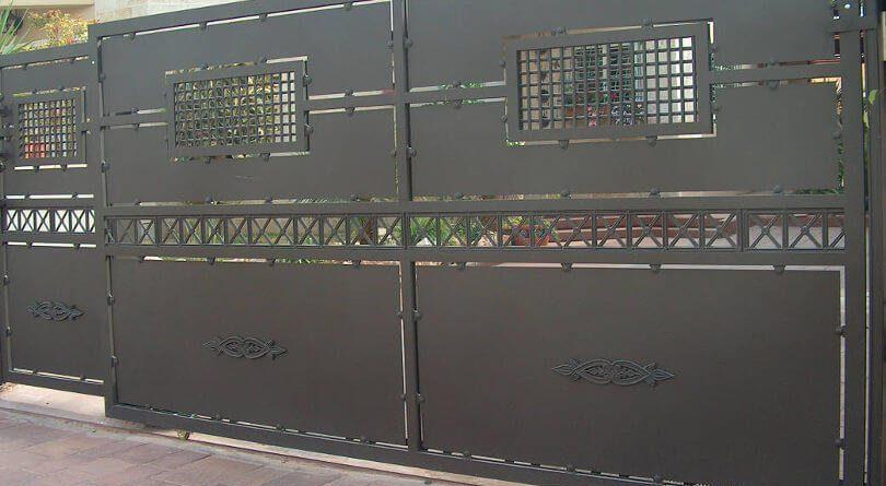 מרענן מחירים של שער חשמלי | ריילגייט | שערים וגדרות RS-85